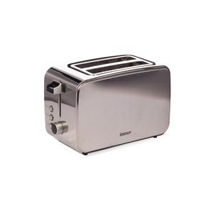2 SLICE STAINLESS STEEL TOASTER BRUSH&POLISH