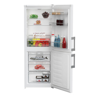Blomberg KGM4513 Frost Free Fridge Freezer in White 1 52m A Rated