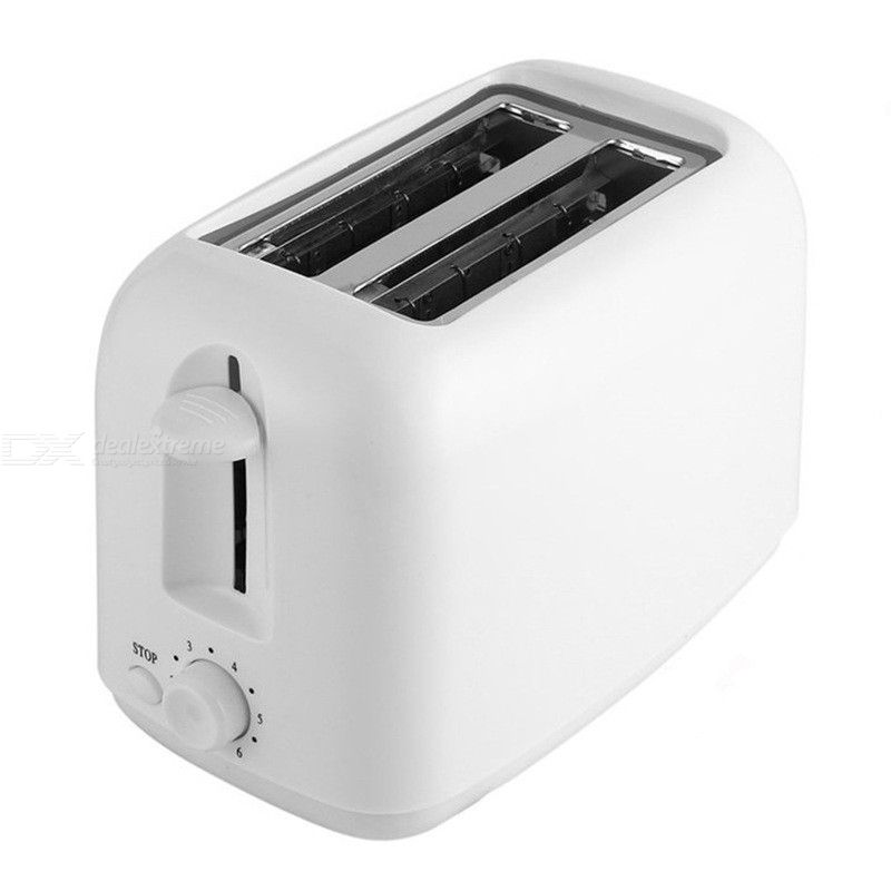 2-Slice Toaster With 5 Temperature Setting – EU Plug